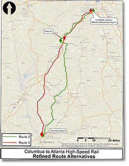 Planninghigh Speed Rail